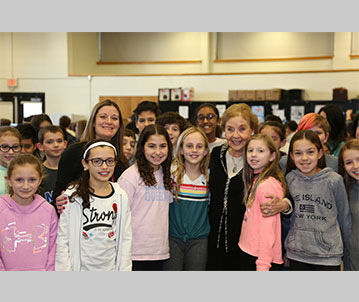 Holocaust Survivor Preaches Tolerance, Positivity photo
